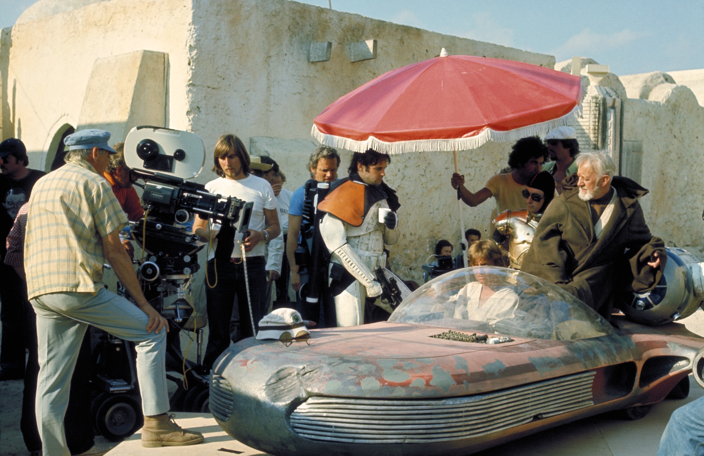 Star Wars 1977 - Behind the Scenes
