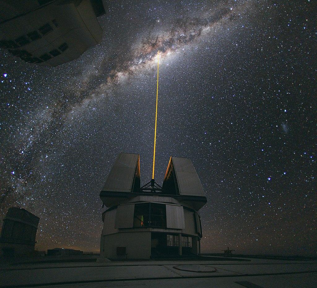 Paranal-Observatorium der ESO
