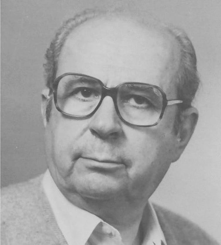 Nicholas Georgescu-Roegen (1906 – 1994)